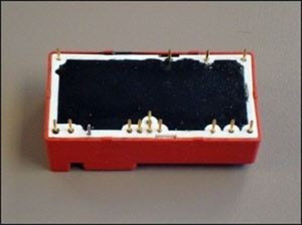 Conductive epoxy resin for electronic components