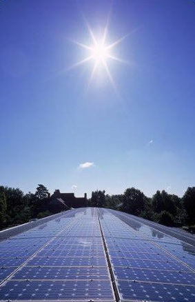 Epoxy adhesives for solar panels
