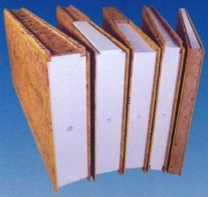 Epoxy resin adhesive for wood and foam